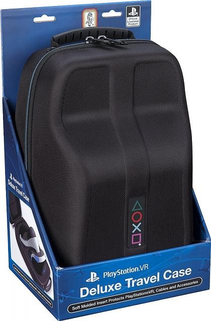 Rds Playstation Deluxe Travel Case Ps