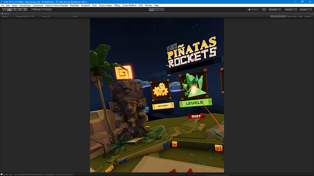 PINATAS ROCKETS, New indie Game released on Rift / Oculus-pinatasrockets_update01.png