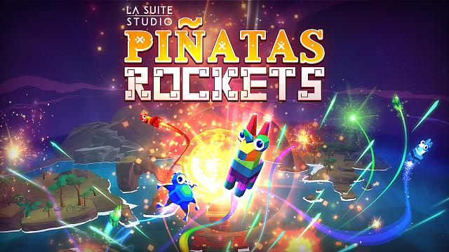 PINATAS ROCKETS, New indie Game released on Rift / Oculus-pinatasrockets_keyart.jpg
