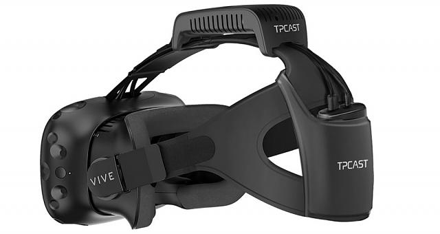 News: HTC Vive Goes Wireless With 0 Add-On, Pre-Orders Start Friday-tpcast.jpg