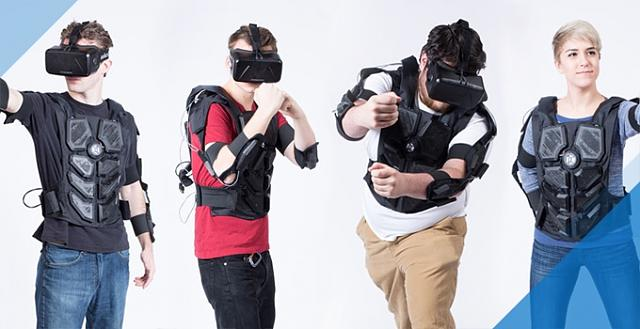 Look like a total VR badass and FEEL your VR games with the Hardlight VR suit-c3c15a62422059792bd3c6a9680f6787_original.jpg