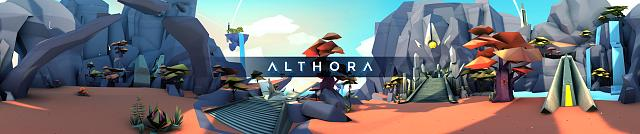 The soundscape of a VR game | Althora OST-cover.jpg